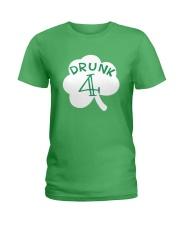 Feeling Drunk 4 Irish Green Shamrock -Unisex Shirt Ladies T-Shirt thumbnail