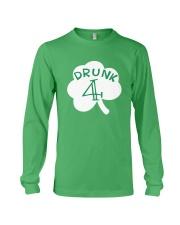 Feeling Drunk 4 Irish Green Shamrock -Unisex Shirt Long Sleeve Tee thumbnail
