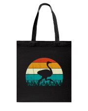 Vintage Ostrich - Funny Retro Bird Costume Tote Bag front