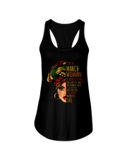I'm A March Woman I Have 3 Sides Birthday Gift Ladies Flowy Tank thumbnail