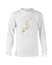 The Summit  Long Sleeve Tee front