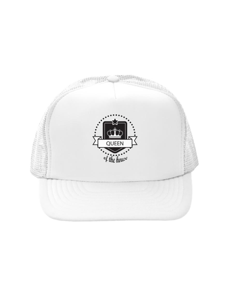 KING AND QUEEN COUPLE HATS Trucker Hat