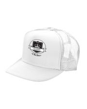 KING AND QUEEN COUPLE HATS Trucker Hat left-angle