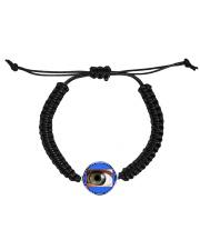 may this be a test Cord Circle Bracelet thumbnail