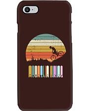 Vintage Mountain Biking Tshirt Gift For Men Boys Phone Case thumbnail