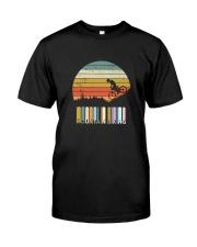 Vintage Mountain Biking Tshirt Gift For Men Boys Classic T-Shirt front