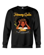 FEBRUARY QUEEN Crewneck Sweatshirt thumbnail