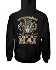 MAN MAY Hooded Sweatshirt thumbnail