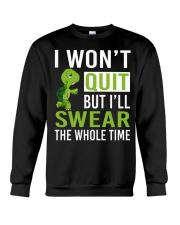 RUNNING OUTFITS 1 Crewneck Sweatshirt thumbnail