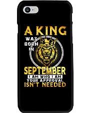 H- SEPTEMBER KING Phone Case thumbnail
