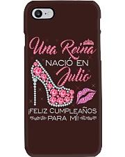 REINA DE JULIO  Phone Case thumbnail