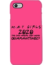 H- MAY GIRL Phone Case thumbnail