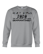 H- MAY GIRL Crewneck Sweatshirt thumbnail
