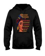 NOVEMBER WOMAN - STRONG Hooded Sweatshirt thumbnail