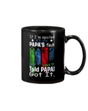 H- Grandpa Best Graphic T shirt printing for Kids Mug thumbnail