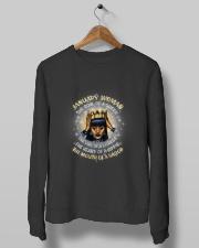 JANUARY WOMAN Crewneck Sweatshirt lifestyle-unisex-sweatshirt-front-10