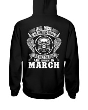 H- MAN MARCH Hooded Sweatshirt thumbnail