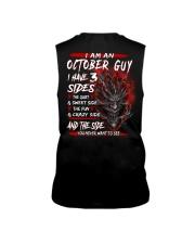 H- OCTOBER MAN Sleeveless Tee thumbnail