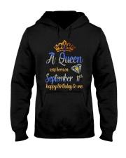 11 September Hooded Sweatshirt thumbnail