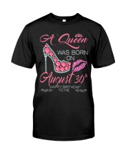 30th Agust Classic T-Shirt thumbnail