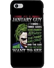 JANUARY GUY Phone Case thumbnail