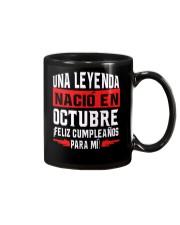 OCTOBER MAN Mug thumbnail