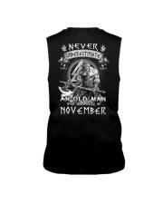 H - NOVEMBER MAN  Sleeveless Tee thumbnail