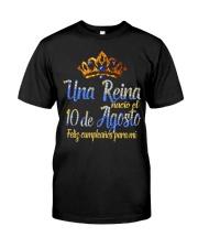 10de Agosto Classic T-Shirt thumbnail
