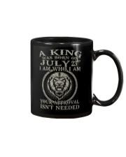 JULY 23-T Mug thumbnail