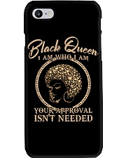 H- Black Queen Phone Case thumbnail