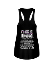 H- RUNNER  Ladies Flowy Tank thumbnail