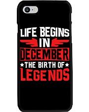 December Legend Phone Case thumbnail