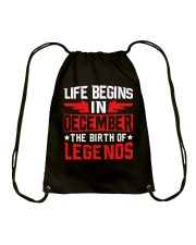 December Legend Drawstring Bag thumbnail