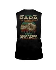 Best printing graphic tee shirt design for grandpa Sleeveless Tee thumbnail