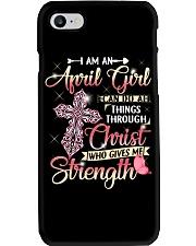 H- APRIL GIRL Phone Case thumbnail
