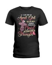 H- APRIL GIRL Ladies T-Shirt thumbnail