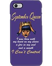 September Queen Control1 Phone Case thumbnail