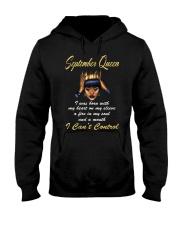 September Queen Control1 Hooded Sweatshirt thumbnail