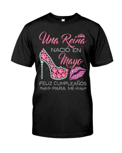 H- REINA DE MAYO