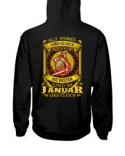 MAN JANUARY Hooded Sweatshirt thumbnail