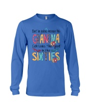 GRANDMA SIXTIES Long Sleeve Tee tile