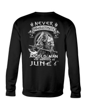 JUNE MAN 6 Crewneck Sweatshirt thumbnail