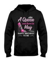 MAY GIRL - L Hooded Sweatshirt thumbnail