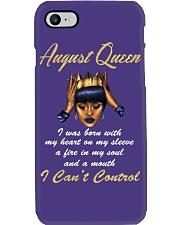 August Queen Control1 Phone Case thumbnail
