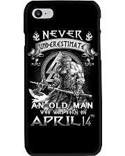 APRIL MAN 14 Phone Case thumbnail