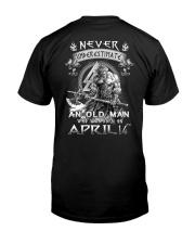 APRIL MAN 14 Classic T-Shirt back