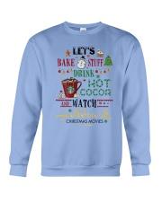 LET'S BAKE STUFF Crewneck Sweatshirt thumbnail