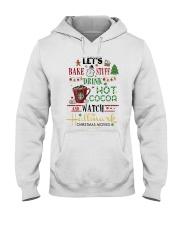 LET'S BAKE STUFF Hooded Sweatshirt thumbnail