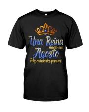 Una Reina  Agosto Classic T-Shirt thumbnail