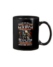 H- MARCH MAN  Mug thumbnail